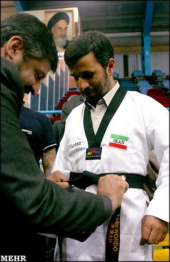 استاد احمدی نژاد